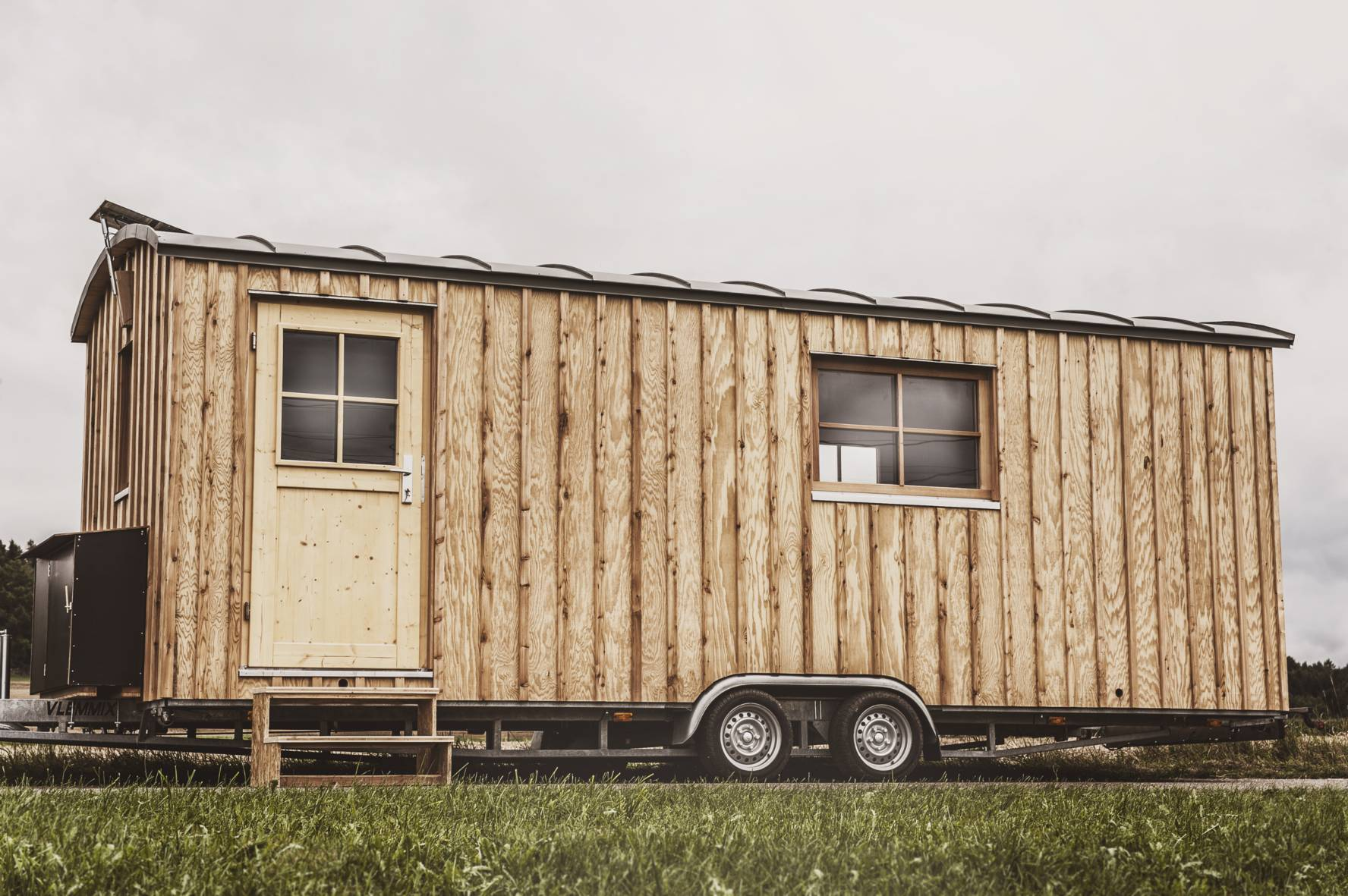 bootsstadl - Tiny House Trailer